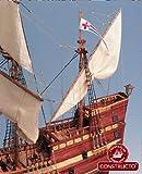 Constructo-D80819-Holzbausatz-Mayflower-England-1620-165