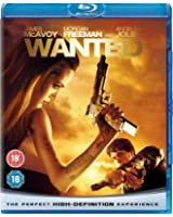 Wanted [Blu-ray][Region Free]