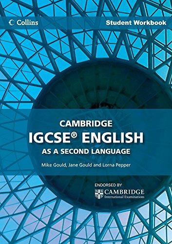 Collins Cambridge IGCSE - Cambridge IGCSE English as a Second Language Student Workbook