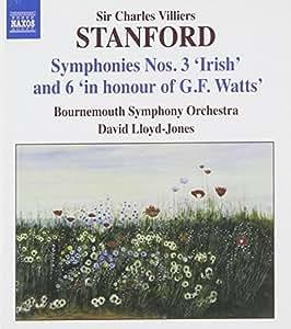 Charles Villers Stanford Symphonies /Vol.3