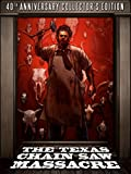 The Texas Chain Saw Massacre: 40th Anniversary Collectors Edition [Blu-ray/DVD Combo]