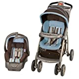 Evenflo Aura Select Travel System, Georgia Stripe ~ Evenflo