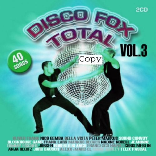 Various Artists - Disco Total 3 - Zortam Music
