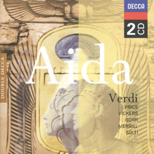 Aida - verdi - CD