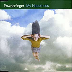 Lyrics powderfinger my happiness