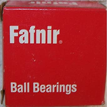 Fafnir 306PP Single Row Ball Bearing