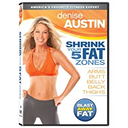 Denise Austin: Shrink Your 5 Fat Zones