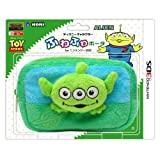 Disney Characters Fluffy Pouch for Nintendo 3DS Alien