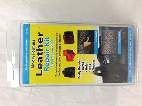 Leather and Vinyl Repair Kit (Pleather Repair Kits For Couches compare prices)