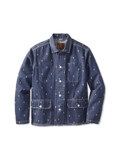 Agave Denim Men's Potter Jacquard Jacket