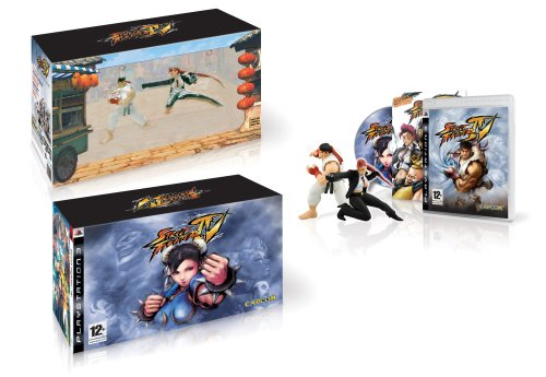Street Fighter IV - Collector&#39;s Edition, PlayStation 3