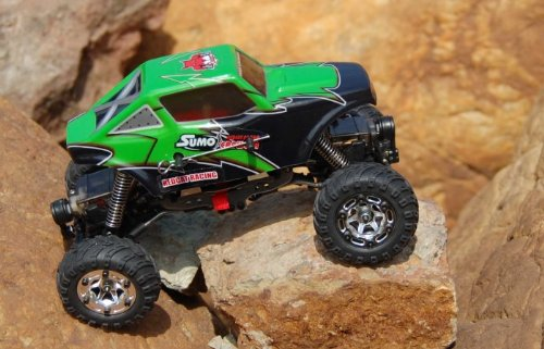 Sumo Rock Crawler ~ 1/24 Scale Micro RC ~ By Redcat Racing