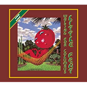 Little Feat Fat Man In The Bathtub Waiting For Columbus