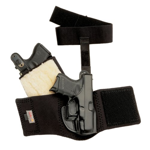 Galco Ankle Lite Ankle Holster For Glock