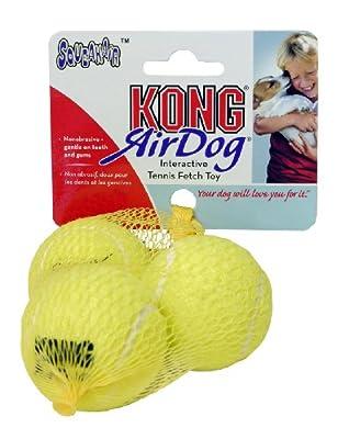 Airkong Squeaky Tennis Balls Pk3