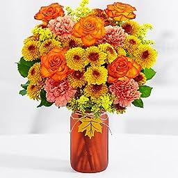 Good fortune - eshopclub Same Day Thanks giving Flower Delivery - Online Thanksgiving Flower - Thanksgiving Flowers Bouquets - Send Thanks giving Flowers