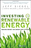 img - for Investing in Renewable Energy: Making Money on Green Chip Stocks book / textbook / text book