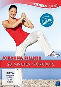 Fitness for me: Johanna Fellner - 20 Minuten Workouts