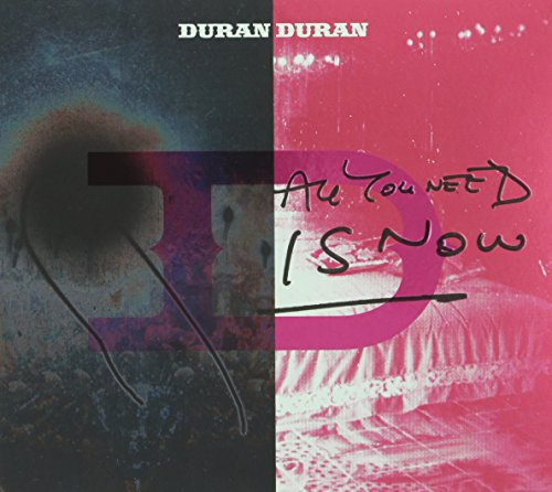 CD : Duran Duran - All You Need Is Now (With DVD, Deluxe Edition, 2 Disc)