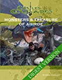 img - for Castles & Crusades Monsters & Treasure of Aihrde (Digest Version) book / textbook / text book