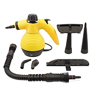 hot shot steam cleaner manual