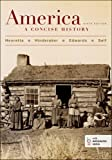 img - for America: A Concise History, Combined Volume book / textbook / text book