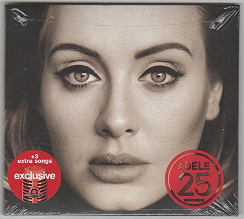 Adele - Adele 25 {Deluxe Edition CD} with 3 Bonus Tracks - Zortam Music