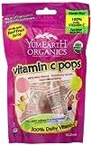 YummyEarth Organic Vitamin C Pops (14…