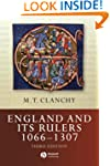 England and Its Rulers 1066-1307