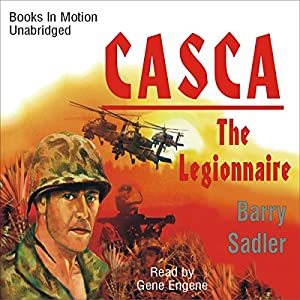 Casca: The Legionnaire: Casca Series #11 Audiobook