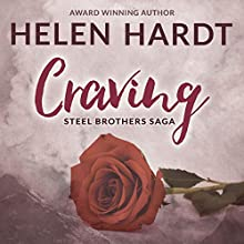 Craving: The Steel Brothers Saga, Book 1 Audiobook by Helen Hardt Narrated by Sebastian York, Neva Navarre