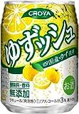 チョーヤ ゆずッシュ 250ml*12缶