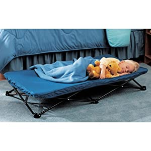 Regalo My Cot Portable Bed - Navy