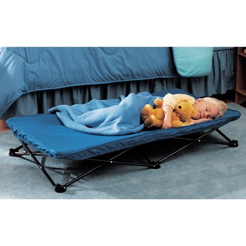 Baby's Folding Bed : ... Portable Childrens Kids Folding Bed NEW Baby Child Travel Guest  eBay