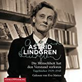 Image de Die Menschheit hat den Verstand verloren: Tagebücher 1939-1945: 5 CDs