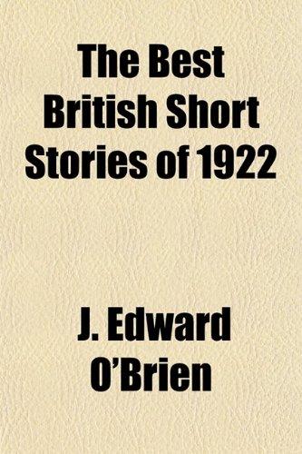 The Best British Short Stories Of (Volume 1923)