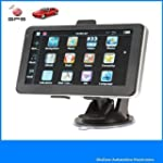 5 inch touch screen GPS navigation wi...