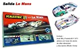 Scalextric Salida Le Mans