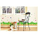 Decals Arts Clover Third Generation Removable Wall Stickers