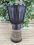 40cm Professional Djembe Drum Bongo C...