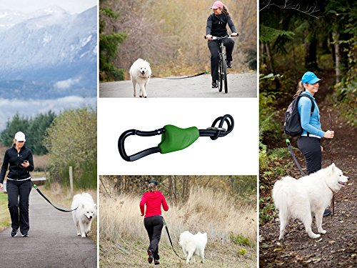 Buddy - Hands free dog leash connector - biking,