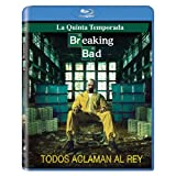 Breaking Bad - 5ª Temporada [Blu-ray] subtítulos en Castellano
