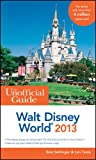 Book - The Unofficial Guide Walt Disney World 2013 (Unofficial Guides)