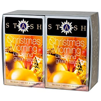 Christmas Morning Tea Boxed Set