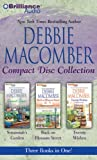 Debbie Macomber Debbie Macomber CD Collection: Susannah's Garden, Back on Blossom Street, Twenty Wishes