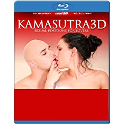Kamasutra: Sexual Positions for Lovers (Blu-ray 3D/2D Version) REGION FREE