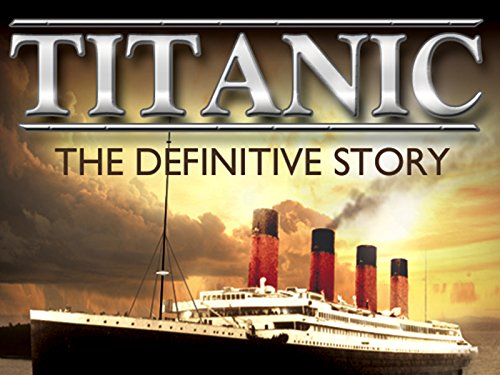 titanic the definitive story staffordshire film archive
