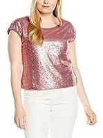 Fiorella Rubino Camiseta Manga Corta (Rosa)