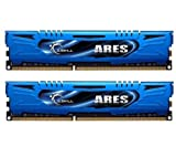 G-SKILL G.Skill ARES - Memory - 8 GB : 2 x 4 GB - DIMM 240-pin - DDR3 - 2133 MHz / PC3-17000 - CL9 - 1.65 V - unbuffered - non-ECC