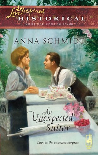 Image of An Unexpected Suitor (Love Inspired Historical)